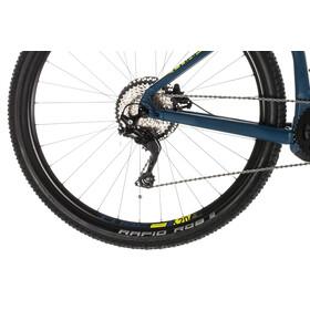 Cube Acid Hybrid Pro 400 Bicicletta elettrica Hardtail blu